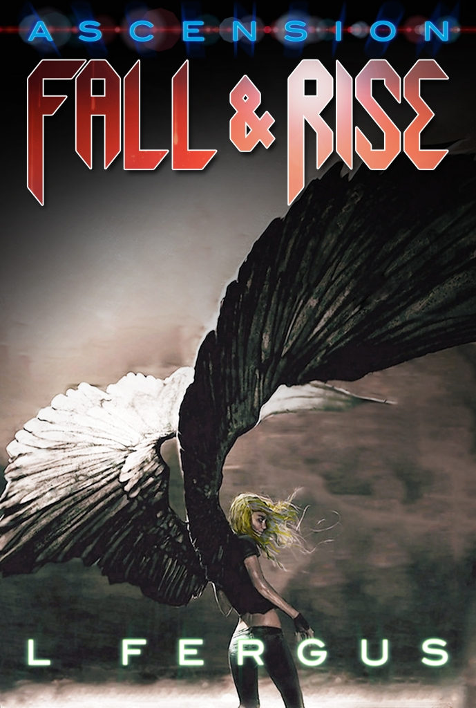 The third book in the Ascension series.